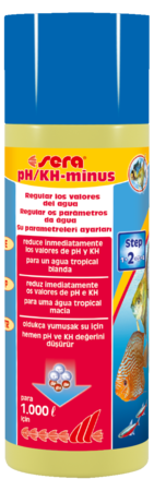 "pH/KH minus ""Sera"" 100ml"