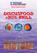 "DiscusFood +30% Krill ""Ocean Nutrition"" 100g"