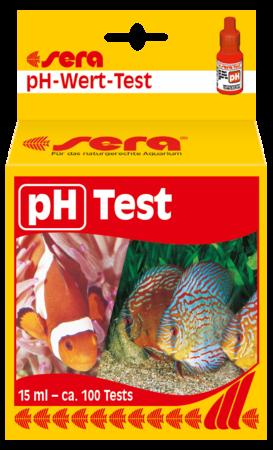 """Teste pH """"Sera"""""""