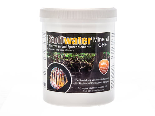 SoftWater Mineral GH+ 850g