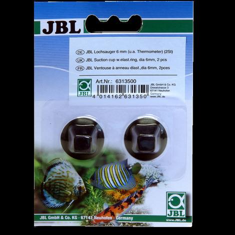 """Ventosa perfurada """"JBL"""" 5mm"""