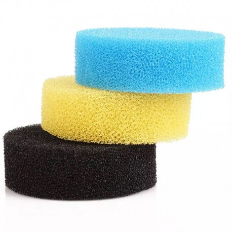 Conj. esponjas de substituição p/ SunSun-LW/HW-603