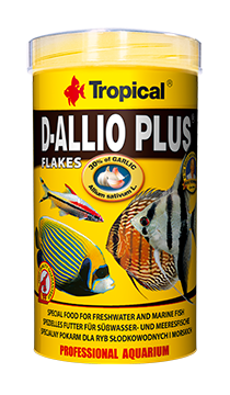 "D-Allio Plus Flakes ""Tropical"" 100ml"