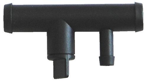 """Conetor """"Sera"""" em T c/regulação 2x12/16mm, 1x6/8mm"""