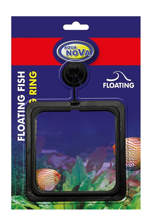 """Alimentador flutuante quadrado """"Aqua Nova"""""""