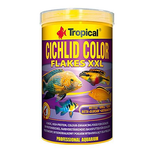 "Cichlid Color Flakes XXL ""Tropical"" 1000ml"
