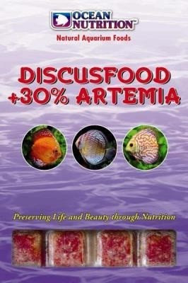 "DiscusFood +30% Artemia ""Ocean Nutrition"" 100g"