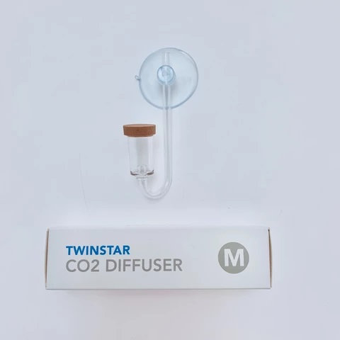 "Difusor CO2 ""Twinstar"" M"