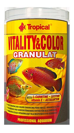 "Vitality & Color Granulat ""Tropical"" 100ml"