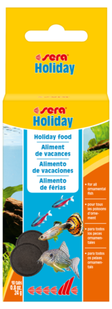 "Holiday ""Sera"" 10 cápsulas"