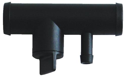 """Conetor """"Sera"""" em T c/regulação 2x16/22mm, 1x6/8mm"""