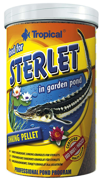 "Sterlet ""Tropical"" 1000ml"