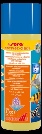 "Phosvec-clear ""Sera"" 100ml"
