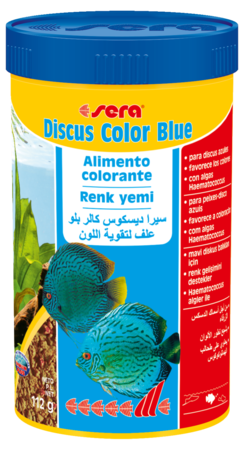 "Discus Color Blue ""Sera"" 100ml"