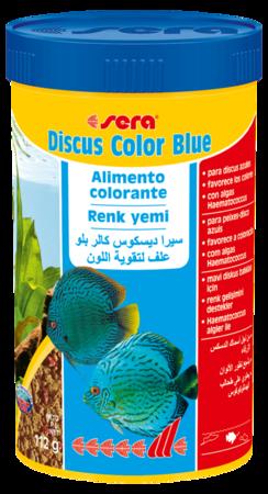 "Discus Color Blue ""Sera"" 250ml"
