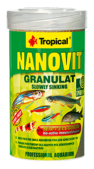 "Nanovit Granulat ""Tropical"" 100ml"