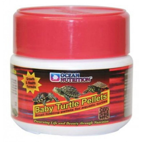 "Baby Turtle Pellets ""Ocean Nutrition"" 240g"