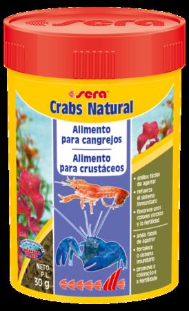 """Crabs Natural """"Sera"""" 100ml"""