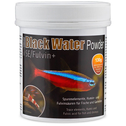 Black Water Powder 130g