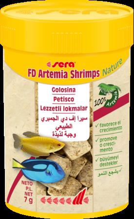 "FD Artemia Shrimps ""Sera"" 100ml"