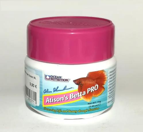 "Atison's Betta Pro ""Ocean Nutrition"" 75g"