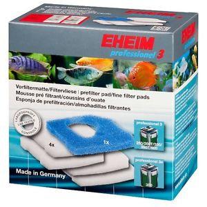 Set de esponjas p/EHEIM Professionel 3/4+