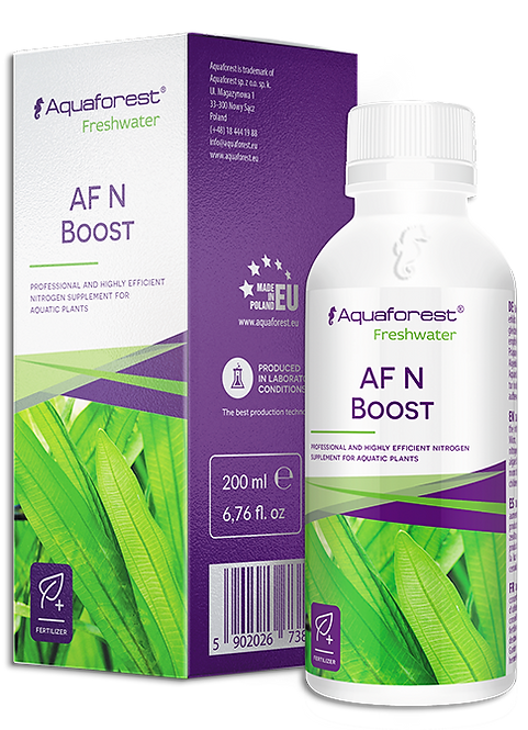 """AF N Boost """"AquaForest"""" 200ml"""
