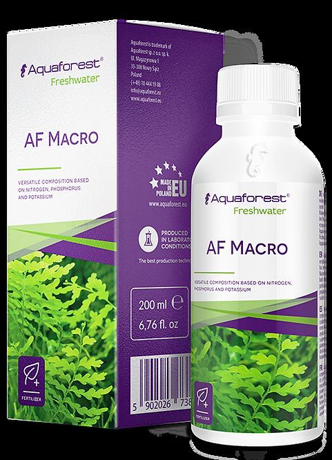 """AF Macro """"AquaForest"""" 200ml"""