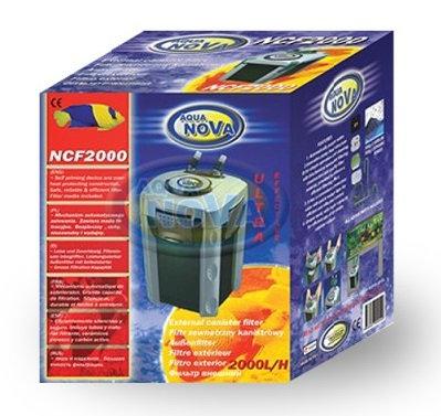 """NCF 2000 """"AQUA NOVA"""""""