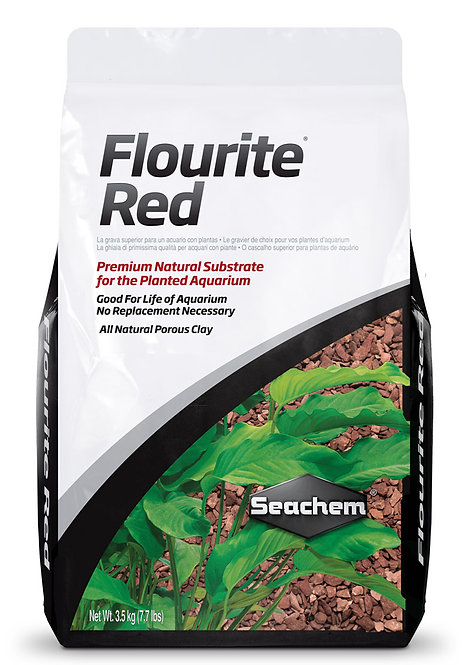 "Flourite Red ""Seachem"" 7kg"