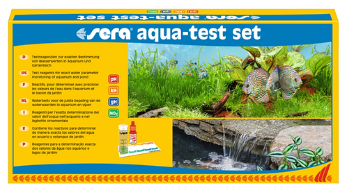"Aqua Test Set ""Sera"""