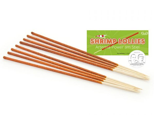 "Shrimp Lollies - Artemia Power ""GlasGarten"" 1 stick"
