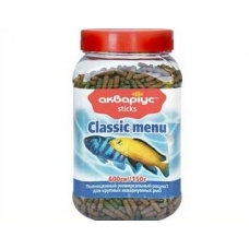 "Classic menu ""Akvarius"" (sticks) 150g"