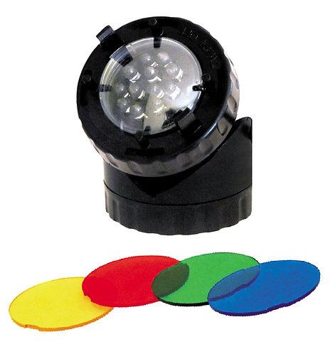 Iluminação LED p/lago 1.6W