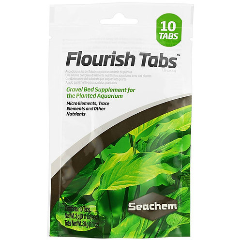 "Flourish Tabs ""Seachem"" 40tabs."