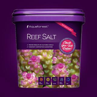 "Reef Salt ""Aqua Forest"" 10kg"