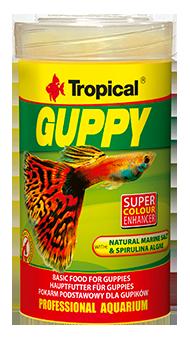 """Guppy """"Tropical"""" 100ml"""