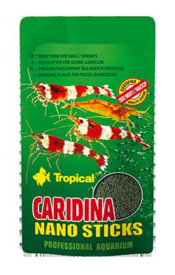 """Caridina Nano Sticks """"Tropical"""" 10g"""