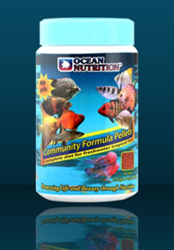 """Community Formula Pellets (4mm gran.) """"Ocean Nutrition"""" 600g"""