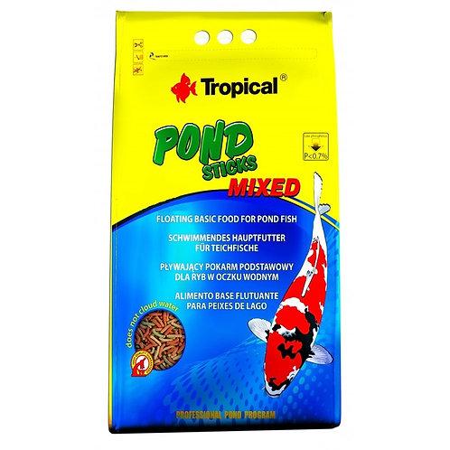 "Pond Sticks Mixed ""Tropical"" 1l"