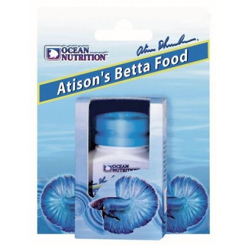 "Atison's Betta Food ""Ocean Nutrition"" 15g"