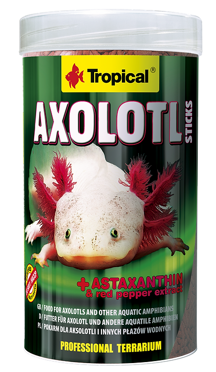 "Axolotl Sticks ""Tropical"" 250ml"