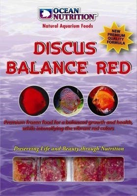 """Discus Balance Red """"Ocean Nutrition"""" 100g"""