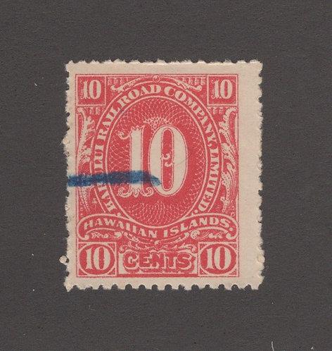 17-52b  Hawaii M-H #158