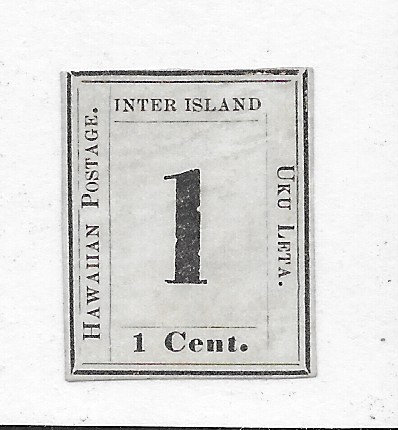 Hawaii #23  PL 8-A-VII  *