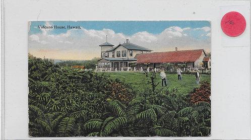 Volcano House, Hawaii