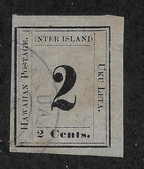 HAWAII #16  PL 3-G-V (POS 5)