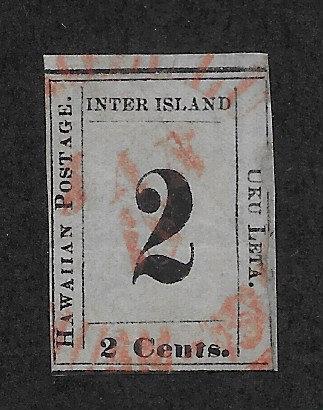 Hawaii #16 PL 3-G-IX