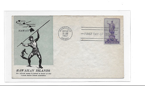 15-194 First Day Cover of U.S. #799