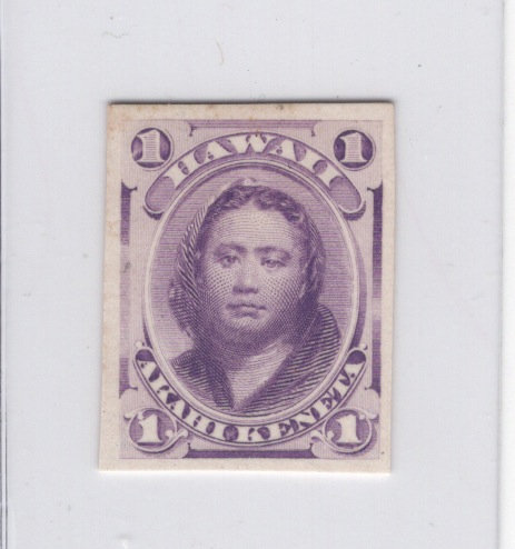 10-2c Hawaii #30P4  Unlisted Proof